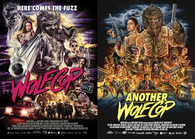 WolfCop + Another WolfCop @ Vic Theatre Oct 18 2019 - Oct 19th @ Vic Theatre
