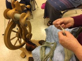 Tzouhalem Spinners & Weavers Guild @ Imagine That! Artisans' Designs Sep 27 2019 - Feb 28th @ Imagine That! Artisans' Designs