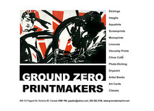 Ground Zero Printmakers Studio GZPS