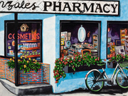The Pharmacy by  Cory Scott