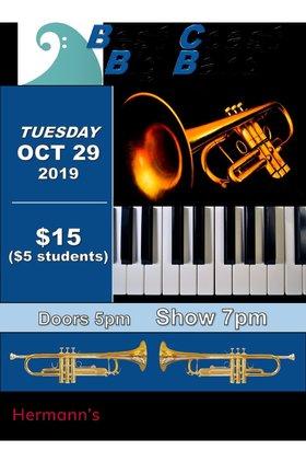 @ Hermann's Jazz Club Oct 29 2019 - Oct 25th @ Hermann's Jazz Club