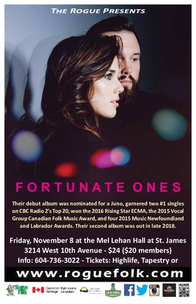 Fortunate Ones, sherman Downey @ Mel Lehan Hall Nov 8 2019 - Feb 25th @ Mel Lehan Hall