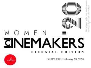 WomenCinemakers 2020 - Biennale for women filmmakers and artists