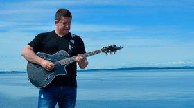 Indie folk singer-songwriter: Robbie Hancock @ Gorge-ous Coffee Nov 15 2019 - Oct 22nd @ Gorge-ous Coffee