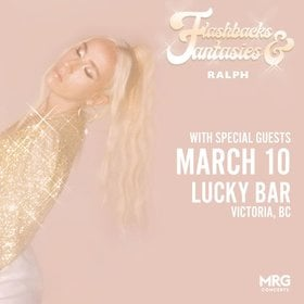Ralph @ Lucky Bar Mar 10 2020 - Feb 17th @ Lucky Bar