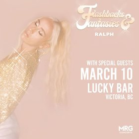 Ralph @ Lucky Bar Mar 10 2020 - Jan 20th @ Lucky Bar