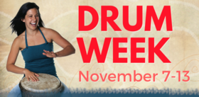Drum Week @ UVic School of Music Nov 7 2019 - Oct 16th @ UVic School of Music
