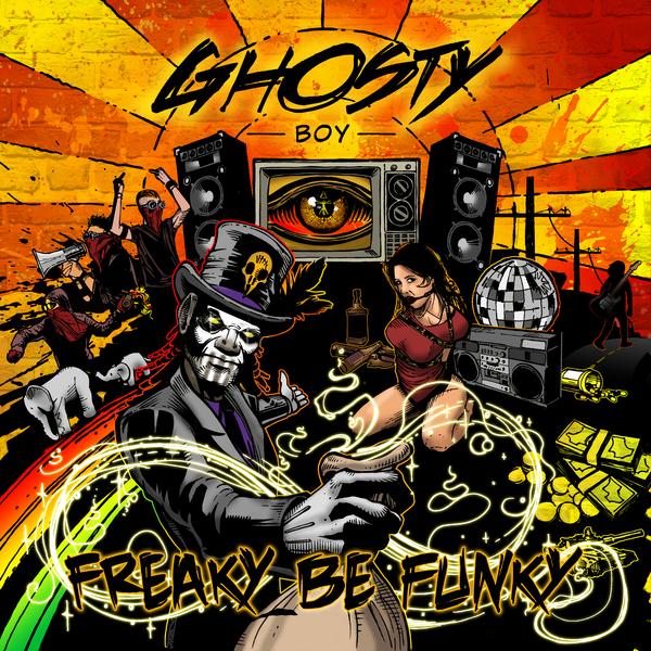 Ghosty Boy\'s Debut Record \