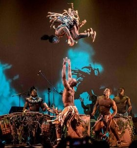 KALABANTÉ: AFRIQUE EN CIRQUE @ Cowichan Performing Arts Centre Apr 26 2020 - Dec 14th @ Cowichan Performing Arts Centre