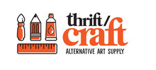 Thrift/Craft Alternative Art Supply
