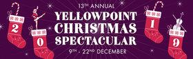 Yellowpoint Christmas Spectacular @ McPherson Playhouse Dec 14 2019 - Oct 16th @ McPherson Playhouse