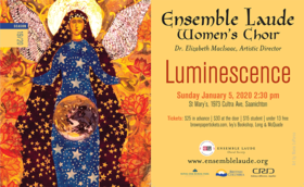Luminescence: Ensemble Laude @ St. Mary