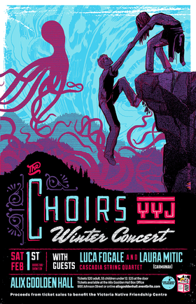 The Choirs YYJ Winter Concert @ Alix Goolden Performance Hall Feb 1 2020 - Jan 25th @ Alix Goolden Performance Hall
