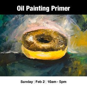 Oil Painting Primer with Neil McClelland: Neil McClelland @ Vancouver Island School of Art Feb 2 2020 - Mar 30th @ Vancouver Island School of Art