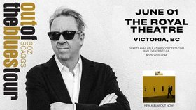 Boz Scaggs @ Royal Theatre Jun 1 2020 - Apr 1st @ Royal Theatre