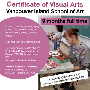 Certificate in Visual Arts