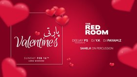 Valentines Long weekend Party - SOLD OUT! @ The Red Room Feb 16 2020 - May 29th @ The Red Room