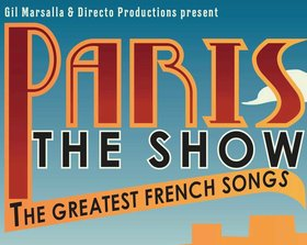 Paris! The Show: Anne Carrere  (singer, Piaf! The Show), Stéphanie Impoco  (singer), Jules Grison  (singer), Karine Soucheire  (dancer), Jeff Dubourg  (dancer), Philippe Villa  (musical dir., piano), Guy Giuliano  (accordion), Laurent Sarrien  (percussion), Daniel Fabriquant  (double bass) @ Royal Theatre Mar 17 2020 - Apr 2nd @ Royal Theatre