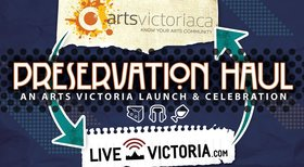 Preservation Haul: An Arts Victoria Launch & Celebration: DJ DIMITRE, Jason Verners @ Sunset Labs Mar 26 2020 - Feb 28th @ Sunset Labs