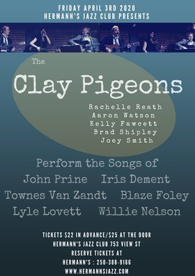The Clay Pigeons @ Hermann