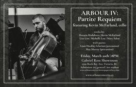 Arbour IV: Partite Requiem: Kevin McFarland, Liam Hockley, Max Murray @ Gabriel Ross Showroom Mar 20 2020 - Oct 18th @ Gabriel Ross Showroom