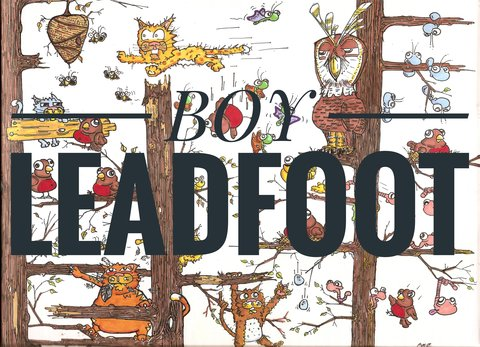 Boy Leadfoot