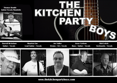 The Kitchen Party Boys