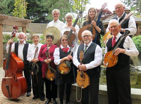 Victoria Mandolin Orchestra