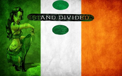 Stand Divided.