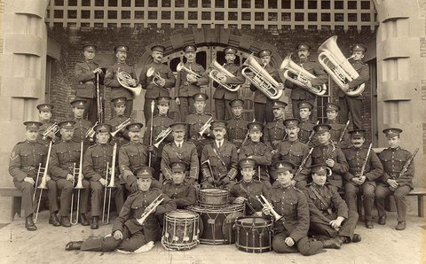 5th (BC) Field Regiment, RCA Band