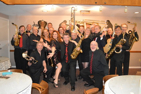 Mighty Fraser Big Band