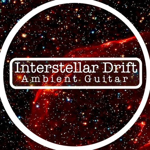 Interstellar Drift Ambient Guitar