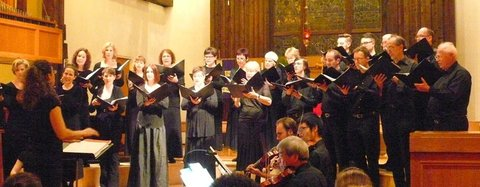 Vivaldi Chamber Choir