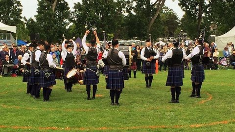 Vancouver Island Caledonia Pipe Band