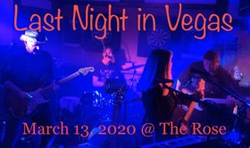 Friday the 13th Party: Last Night in Vegas @ Country Rose Pub Mar 13 2020 - Oct 23rd @ Country Rose Pub