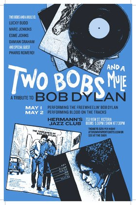 Two Bobs And A Mule play The Freewheelin