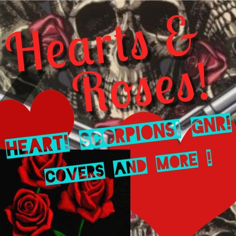 Profile Image: Hearts and Roses Band
