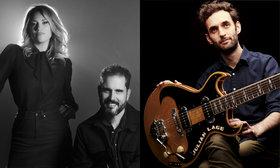 Charlie Hunter & Lucy Woodward, Julian Lage Trio @ McPherson Playhouse Jun 20 2020 - Oct 22nd @ McPherson Playhouse