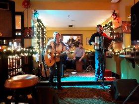 Saturday live music!: Mutiny live music! @ Charles Dickens Pub Mar 14 2020 - Oct 23rd @ Charles Dickens Pub