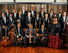The Legendary Count Basie Orchestra w. Carmen Bradford: The Legendary Count Basie Orchestra, Carmen Bradford @ Royal Theatre Jun 26 2020 - Apr 1st @ Royal Theatre
