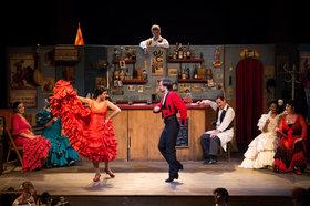 Los Elementos: Le Tendre Amour  (Barcelona), Carolina Pozuela Montero and Miguel Lara  (flamenco dancers) @ McPherson Playhouse Nov 7 2020 - Oct 22nd @ McPherson Playhouse