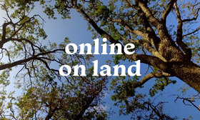 online / on land: Tyrone Elliott @ Open Space May 10 2020 - Oct 28th @ Open Space