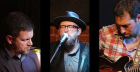 Chris Van Sickle, marc jenkins, Lucky Budd @ Hermann's Jazz Club May 2 2020 - Oct 25th @ Hermann's Jazz Club