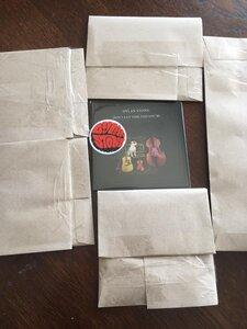 Sending out CDs