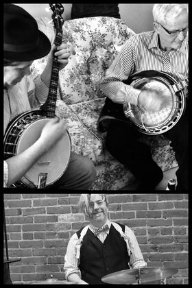 A Banjo Tribute to Borgy Borgeson: Avram McCagherty @ Hermann's Jazz Club May 31 2020 - Oct 15th @ Hermann's Jazz Club