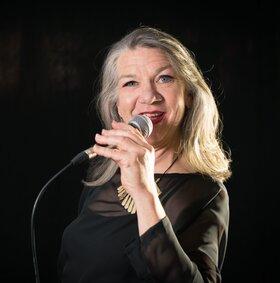 Lorraine Nygaard @ Hermann's Jazz Club Jun 18 2020 - Oct 18th @ Hermann's Jazz Club