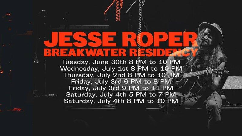 Breakwater Residency Tickets