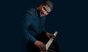 "Pablo Cárdenas Quartet Play the ""Cuban"" Gerwshin @ Hermann's Jazz Club Jul 17 2020 - Oct 18th @ Hermann's Jazz Club"