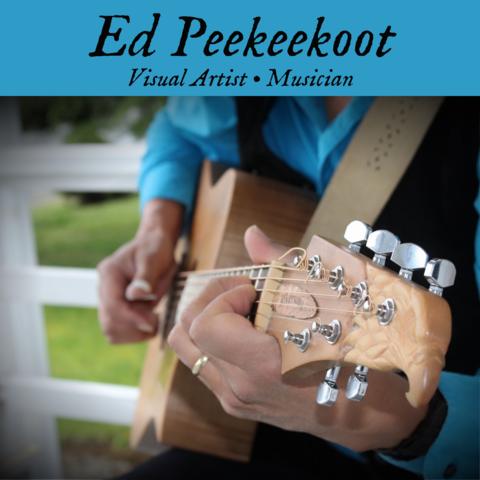 Ed Peekeekoot