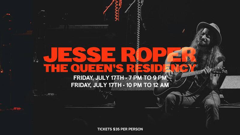 The Queen\'s Residency!